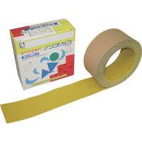 ノリタケコーテッドアブレーシブ NCA ノンスリップテープ 50×5m 黄 NSP505 1巻 001ー1410 (直送品)