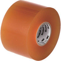 スリーエム ジャパン 3M ビニールテープ 117 透明 50mmX20m 117CLE50X20 1巻 356ー0082 (直送品)