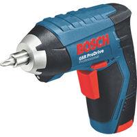 BOSCH(ボッシュ) バッテリードライバー GSRPRODRIVE 1台 361ー3780 (直送品)