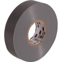 スリーエム ジャパン 3M ビニールテープ 117 灰 19mmX20m 10巻入り 117GRA2010P  342ー7021 (直送品)