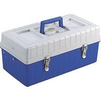 トラスコ中山(TRUSCO) プラスチック工具箱 エンジニアBOX 420mm PE420 153-0828 (直送品)