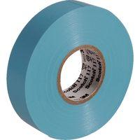 ビニールテープ 117 水色 19mmX20m 10巻入り 117 L/B 20 10P 1パック(200m) 356-5858 (直送品)
