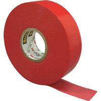 スリーエム ジャパン 3M ビニールテープ 35 赤 19mmX20m 35RED 1巻 327ー6457 (直送品)