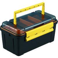 トラスコ中山(TRUSCO) プラスチック工具箱 ウォーターガードボックス 414×219×200mm TWG108 299-4801 (直送品)