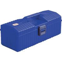 トラスコ中山(TRUSCO) 樹脂山型工具箱 青 YP-350 B 1個 133-7459 (直送品)