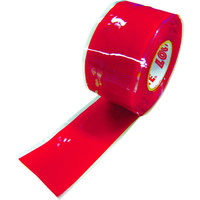 ヘンケルジャパン ロックタイト 絶縁&シーリングラップ 2.5cm×3m 赤 シリコーンテープ 1212164 1巻 356ー5866 (直送品)