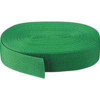 トラスコ中山 TRUSCO PPベルト幅40mmX長さ10m 緑 PPB4010 1本 511ー3946 (直送品)