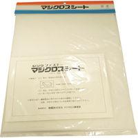伸和 Shinwa マジクロスシート 幅250mm×長さ30cm 白 1H22A3W 1セット 366-6140 (直送品)