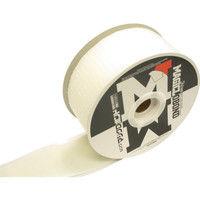 伸和 Shinwa マジクロボンド メス 強粘着付 幅50mm×長さ5m 白 2W3L5UC505W 1巻 366-6344 (直送品)