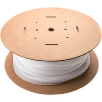 パンドウイット 電線保護チューブ スリット型スパイラル パンラップ 束線径18.3Φmm 30m巻き ナチュラル PW75F-C 295-3731(直送品)