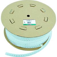 パンドウイット 電線保護チューブ スリット型スパイラル パンラップ 束線径12.0Φmm 61m巻き ナチュラル PW50F-T 295-3714(直送品)