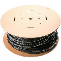 パンドウイット 電線保護チューブ スリット型スパイラル パンラップ 束線径18.3Φmm 30m巻き 黒 PW75F-C20 295-3749(直送品)