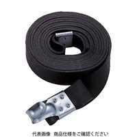 トラスコ中山 TRUSCO ゴムロープ金具付 幅20mmX長さ3.0m GR2030K 1セット(10本:10本入×1パック) 511ー2401 (直送品)