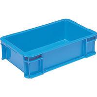 DICプラスチック DIC DA型コンテナ ボックス型 外寸:W450×D276×H124.5 黄 DA-12 Y 1個 243-0797(直送品)