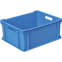 DICプラスチック DIC DA型コンテナDAー19 外寸:W434×D354×H195 青 DA19 1個 501ー1132 (直送品)