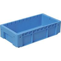 DICプラスチック DIC RC型コンテナRCー20 外寸:W580×D300×H150 青 RC20 1個 501ー1116 (直送品)