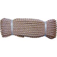 ユタカメイク ユタカ ロープ PP作業用ロープ 9φ×20m WRP2 1巻 367ー8091 (直送品)