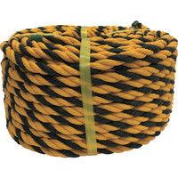ユタカメイク(Yutaka) ロープ 標識ロープ(OB) 12×50 YEB1250 1台 367-8148 (直送品)