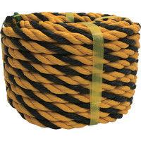 ユタカメイク(Yutaka) ロープ 標識ロープ(OB) 12×20 YEB1220 1巻(20m) 367-8121 (直送品)
