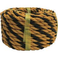 ユタカメイク(Yutaka) ロープ 標識ロープ(OB) 9×15 YEB-915 1個 367-8156 (直送品)