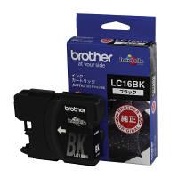 ブラザー インクジェットカートリッジ LC16BK ブラック(大容量)