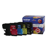 ブラザー インクジェットカートリッジ LC16-4PK 大容量4色パック 1パック(4色入)