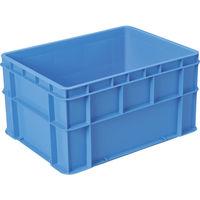 DICプラスチック DA型コンテナDA-42 外寸:W510XD380XH270 青 DA-42 B 1個 501-1345 (直送品)