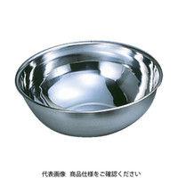 スギコ産業(SUGICO) ミキシングボール 36cm 10.5L 18-8 MK-36 1個 279-3288 (直送品)