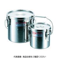 スギコ産業(SUGICO) スギコ モリブデンステンレスタンク 蓋付 180×180 4.5L 吊付 MST-18 1個 500-7364(直送品)