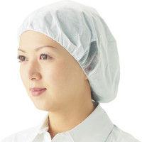 トラスコ中山 TRUSCO 帯電帽つば無し Lサイズ TTCL 1セット(10枚:10枚入×1袋) 287ー9000 (直送品)