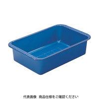 トラスコ中山 TRUSCO パーツBOX深型 有効内寸210X161X90 塗装 ブルー K10 1個 507ー2140 (直送品)