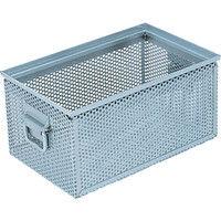 トラスコ中山 TRUSCO 角型パンチングBOX 有効内寸398X246X189 VPB4 1個 506ー9904 (直送品)