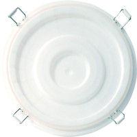 スイコー ポリタル75(白)用フタ PT75FW 1枚 298ー1335 (直送品)