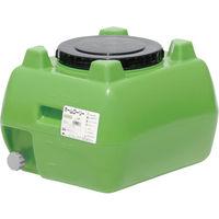 スイコー ホームローリータンク100 緑 HLT100GN 1台 363ー3985 (直送品)