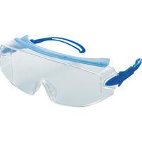 TRUSCO(トラスコ中山) 保護メガネ マスク併用 一眼型セーフテイグラス クリア TVF80B 1個 360-9332 (取寄品)