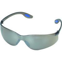 TRUSCO(トラスコ中山) 保護メガネ 一眼型セーフティグラス ブラウン TRS980B 1個 299-7843 (取寄品)