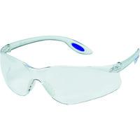 TRUSCO(トラスコ中山) 保護メガネ・ゴーグル 一眼型セーフティグラス クリア TRS980 1個 299-7860 (取寄品)