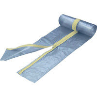 アキレス(ACHILLES) 簡易出入口用ファスナー アキレスイエローファスナー (1個=1袋) FAS-YELLOW 1個 331-3158 (直送品)