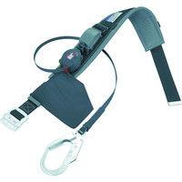 胴ベルト型 1本吊り タイタン 補助ベルト付き巻取り式安全帯 ブラック SL505PROBL 1本 366-5062 SANKO(サンコー) (直送品)