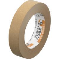 積水化学工業 クラフトテープ No.500 茶 25mm×50m巻 K50X01 1セット(10巻入)