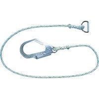 補助ロープ 1本吊り タイタン 安全帯用取替ランヤード 50D24AP 1本 324-7473 SANKO(サンコー) (直送品)