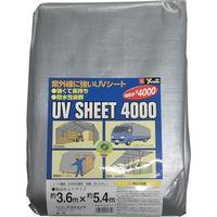 ユタカメイク ユタカ シート #4000シルバーシート 3.6×5.4 SL4011 1枚 367ー7290 (直送品)