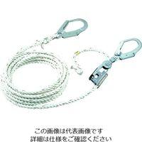 ランヤード 補助ロープ タイタン 水平親綱 HT16TSR15M 1本 324-7503 SANKO(サンコー) (直送品)