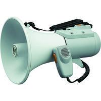 TOA(ティーオーエー) TOA 中型ショルダー型メガホン ホイッスル音付き ER-2115W 1台 290-4594(直送品)