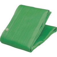 トラスコ中山 TRUSCO ソフトメッシュシートα 幅3.6mX長さ5.4m 緑 GM3654A 1枚 120ー4670 (直送品)