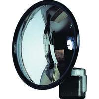 光 光 防犯ミラーマグネットタイプ SMG10 1個 305ー7071 (直送品)