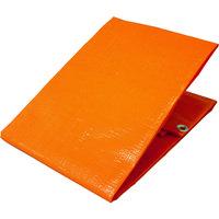 ユタカメイク(Yutaka) シート #3000オレンジシート 1.8m×1.8m オレンジ OS-01 1枚 367-6285 (直送品)