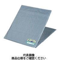 萩原工業 難焼シートグレー 5.4m×7.2m NNS5472 1枚 306ー0471 (直送品)