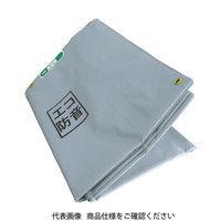 萩原工業 ECO防音シート 1.8mX5.1mグレー ECOBOUON1851 1枚 361-3585 (直送品)