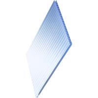 トラスコ中山 TRUSCO ダンプラ養生シート厚み3mmX幅910mmX長さ1820mm乳白色 TY336 1枚 512ー5073 (直送品)